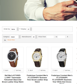 NTS Fastyle - Responsive JoomShopping theme