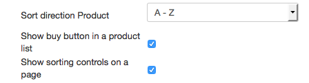 How to show Cart button on product list page